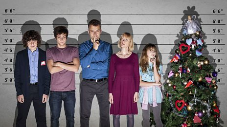 Outnumbered Christmas 2012