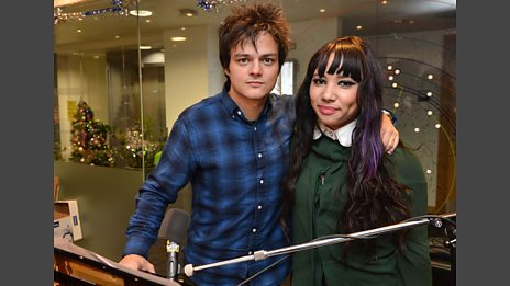 Jamie Cullum and Natalie Duncan Live Piano Session