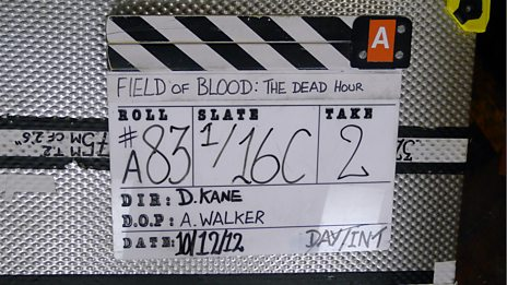 In production - New The Field of Blood series