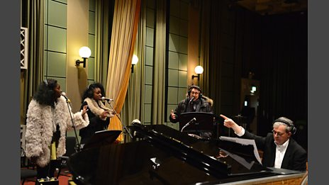 The Bryan Ferry Orchestra BBC Maida Vale Session