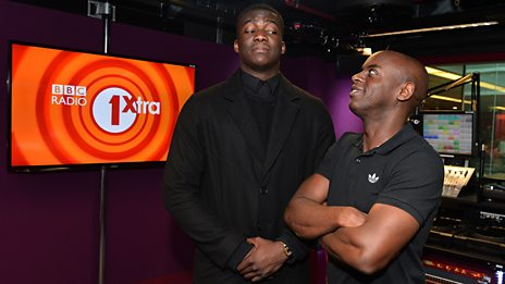 Jacob Banks in the Hot For 2013 Live Lounge