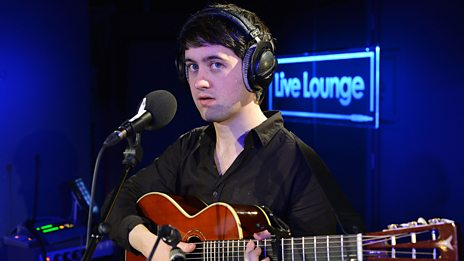 Villagers in the Live Lounge Late