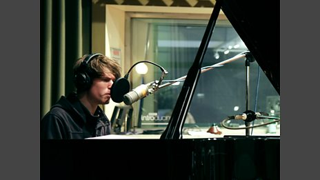 James Blake Session - Feb 11