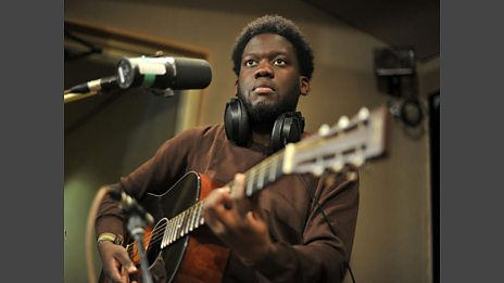 Michael Kiwanuka - Jan 11 - 2012
