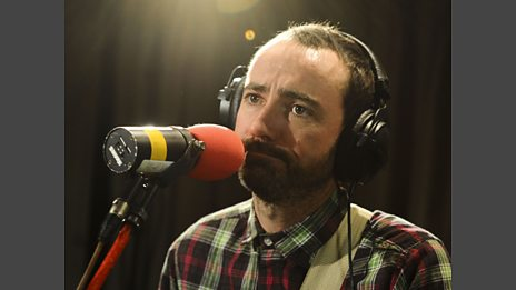 The Shins in session