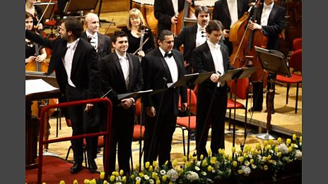 Polish Radio Symphony Orchestra's production of L'amore dei tre re