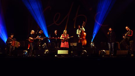 BBC at the Old Fruitmarket - Celtic Connections 2013