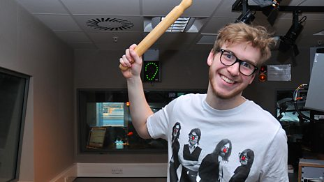 James Morton's Comic Relief Bake Off