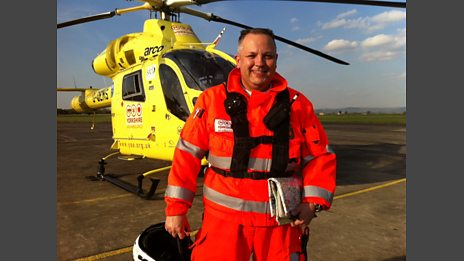 Meet the Air Ambulance heroes