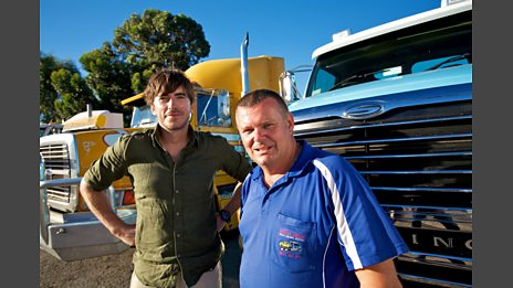 Australia with Simon Reeve: Episode One