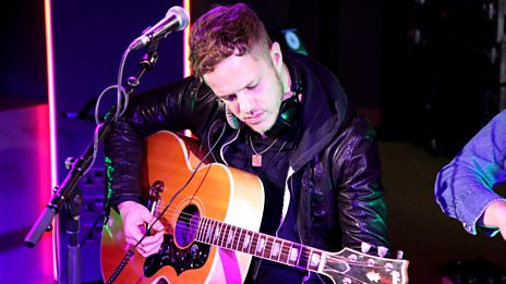 Imagine Dragons in the Live Lounge