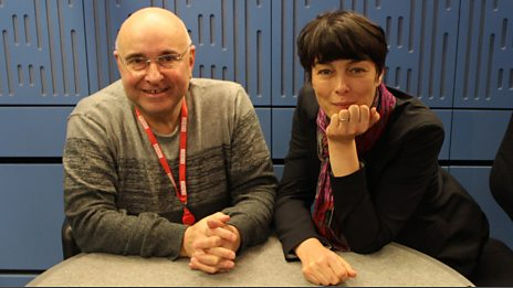 This Week's Essential Classics Guest: Olivia Williams