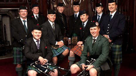 Glenfiddoch Piping Championship 2013