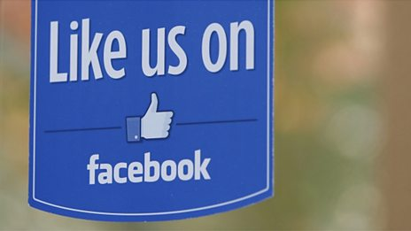 'Like us' on Facebook