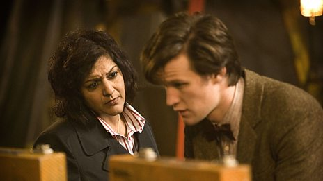 Meera Syal (The Hungry Earth/Cold Blood) opens up about Doctor Nasreen ...