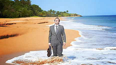 Ben Miller - Death In Paradise characters