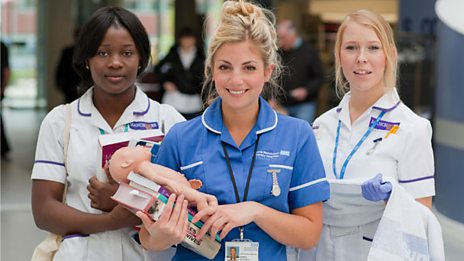 Jess - Midwives - BBC Two