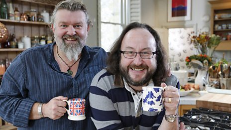 Have real hairy biker fish pie régal totes