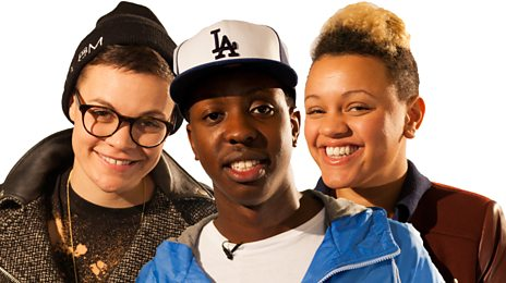 Jamal Edwards, Gemma Cairney, Georgie Okell
