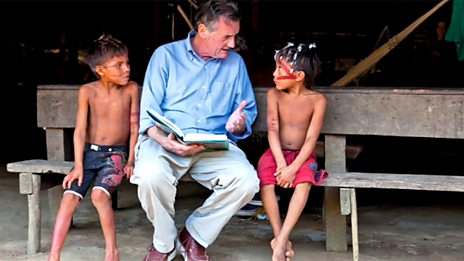 Michael Palin on his time in Brazil