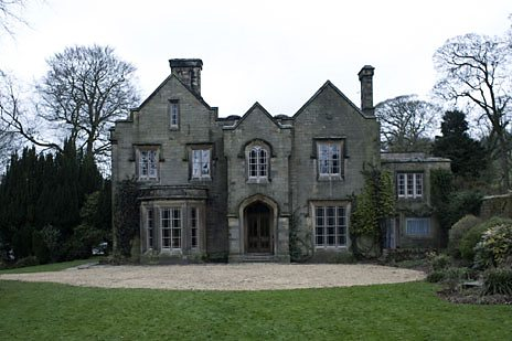 Crickley Hall