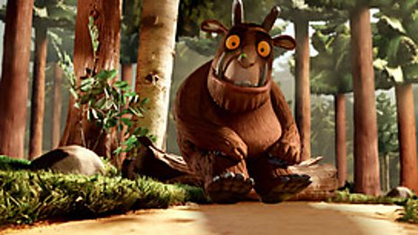 More Gruffalo on the BBC