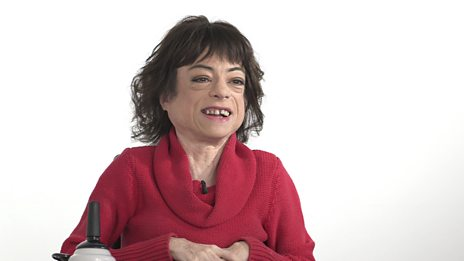 Liz Carr introduces her new character