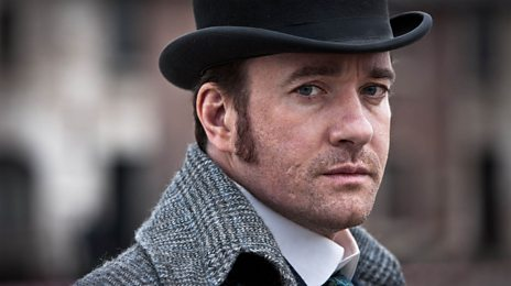 Ripper Street : Matthew Macfadyen