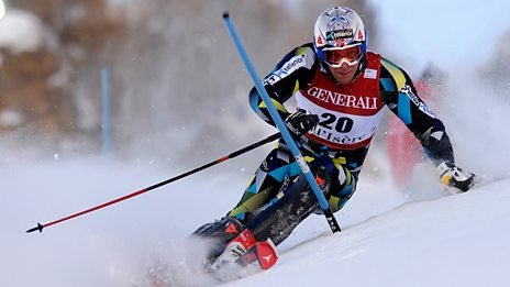 Ski Sunday image for link to BBC Sport winter sports