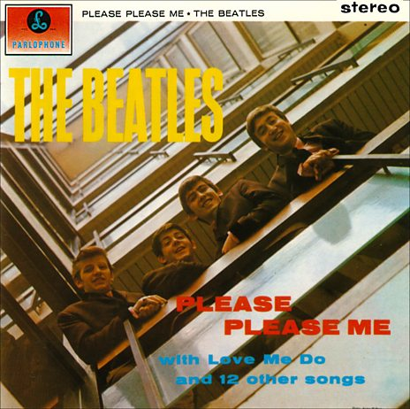 The Beatles Please Please Me cover