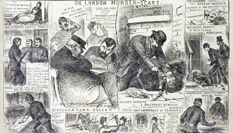 Victorian crime: The sensational murders we still remember