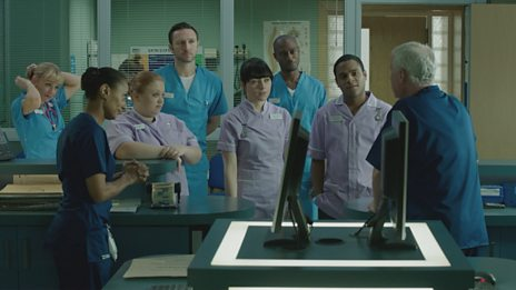 Casualty trailer - 26 to 28