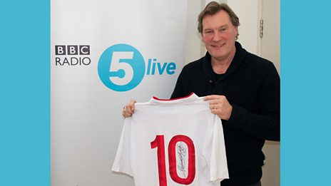 Glenn Hoddle's top 10 number 10s