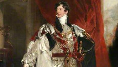 George IV by Thomas Lawrence