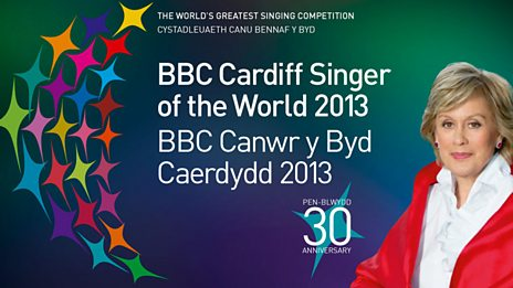 BBC Cardiff Singer of the World 2013