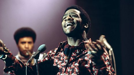 Al Green on /music