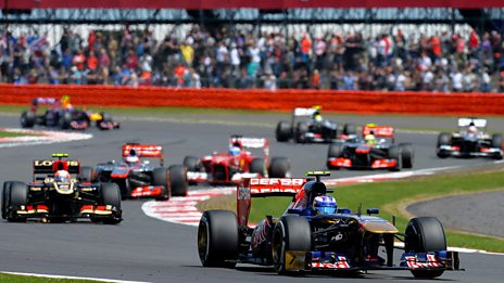 formula 1 latest results