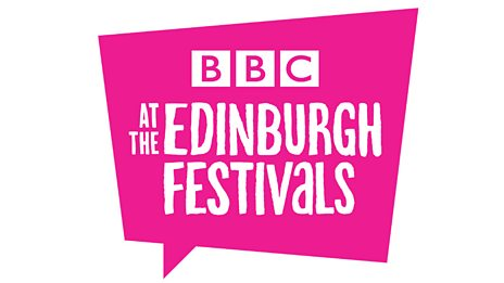 BBC at the Edinburgh Festivals logo