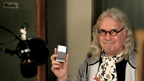 The Cartwright Family: Do the Shuffle with Billy Connolly