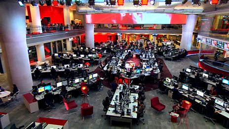 The World's Newsroom