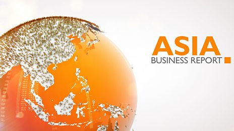Asia Business Report logo