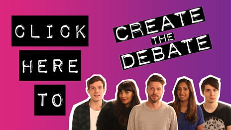 Create the Debate