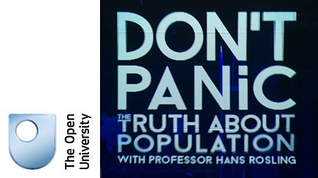 Don't Panic - The Truth about Population