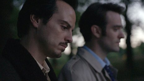Andrew Scott and Charlie Cox