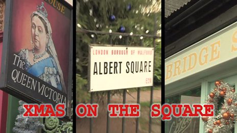 'Enders Uncovered - Xmas on The Square