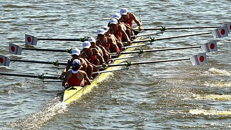 BBC Sport: Rowing