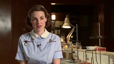 A new home for Call the Midwife