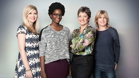 Woman's Hour Power List judges, 2014