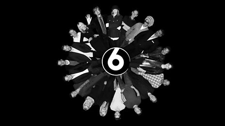 BBC Radio 6 Music Presenter photo