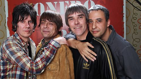 Image for Liam Gallagher reviews The Stone Roses in Barcelona